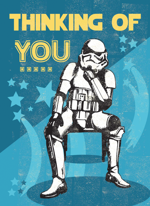 Thinking Of You Stormtrooper