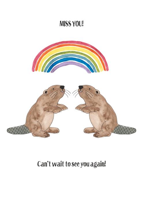 Miss You Beavers