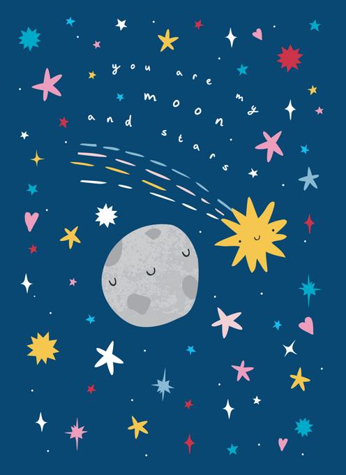 My Moon And Stars