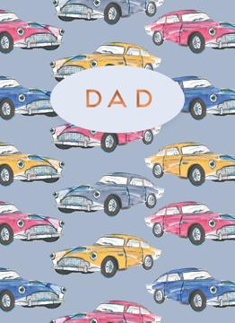 Dad Vintage Cars