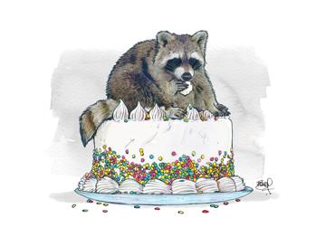 Birthday Bandit