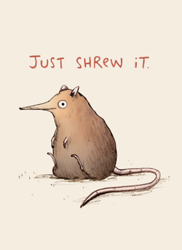 Shrew It