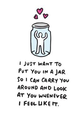 Put You In A Jar