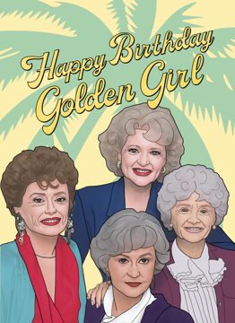 Golden Girls Birthday