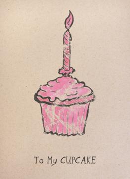 To My Cupcake