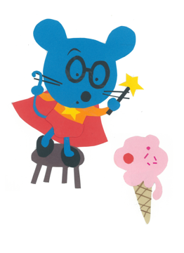 Super Ice Cream Mouse