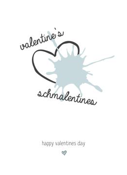 Valentine's Schmalentines