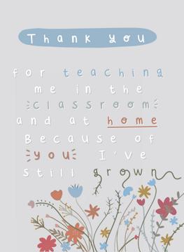 Teacher Grow