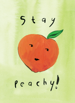 Stay Peachy