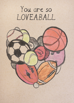 Love A Ball
