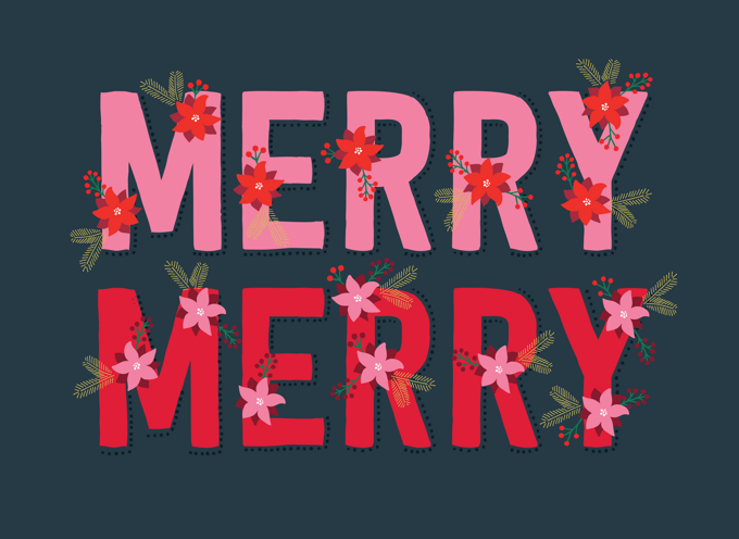 Merry Merry Holiday