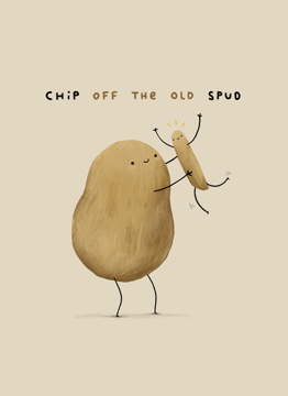 Old Spud New Baby