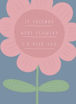 Flower Friend