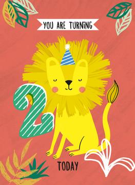 Boy's 2nd Birthday