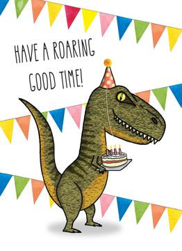Roaring Birthday