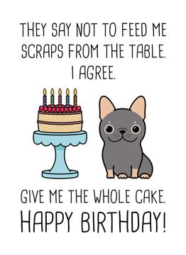 Scraps Birthday