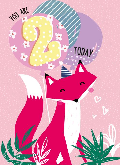Girl's 2nd Birthday