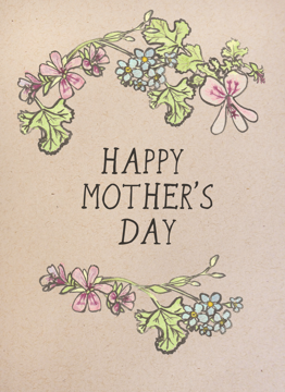 Mother's Day Geranium