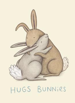 Hugs Bunnies