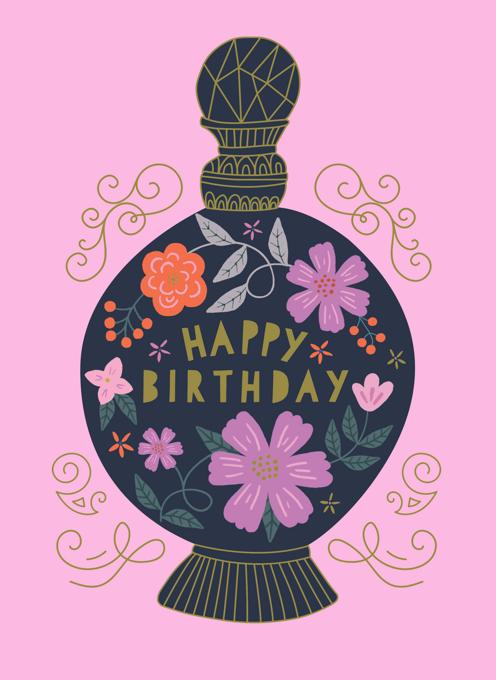 Perfume Birthday