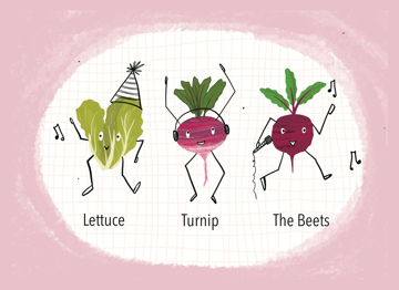 Lettuce, Turnip & The Beets
