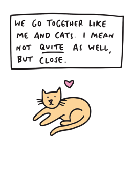 Me And Cats