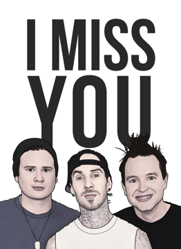 Blink 182 I Miss You