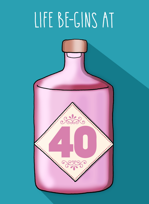 Life be-GINs at 40