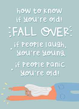 Fall Over