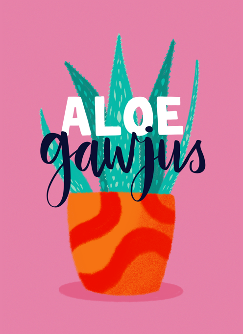 Aloe Gawjus