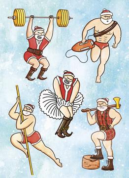 Oh Santa