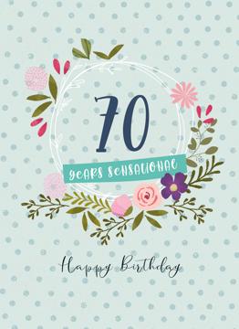 70 Years Sensational