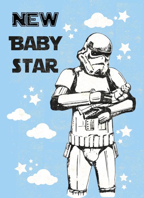 Baby Boy Stormtrooper