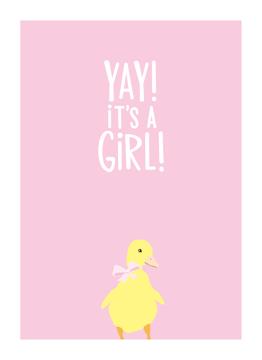 Girl Duck
