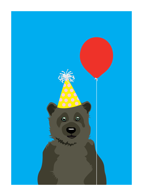 A Bear-y Happy Birthday