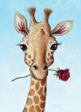 Gerard The Giraffe