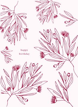 Birthday Gum