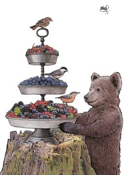 Beary Buffet