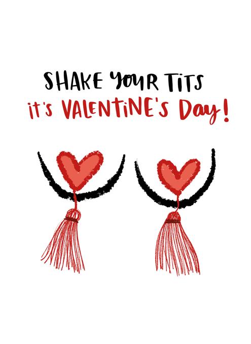 Tits Valentines