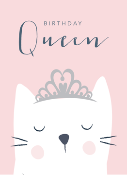 BD Queen Cat