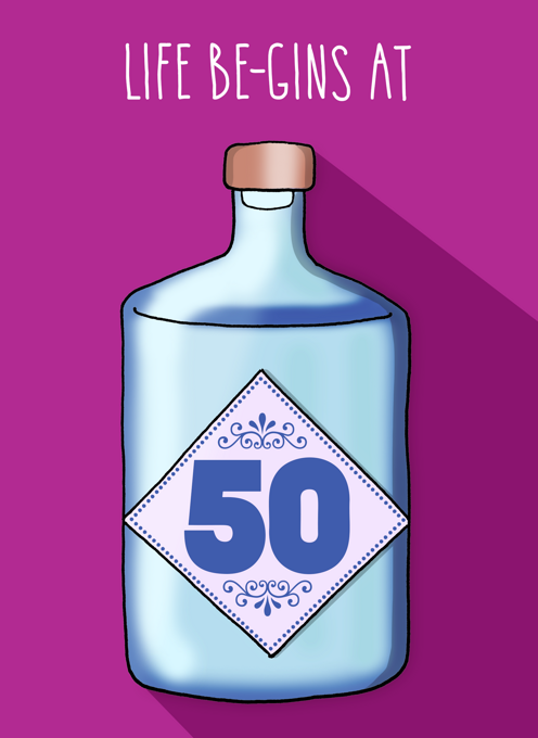 Life be-GINs at 50