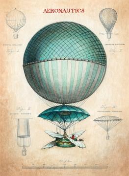 Blanchard Balloon
