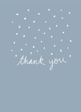 Thank You Confetti