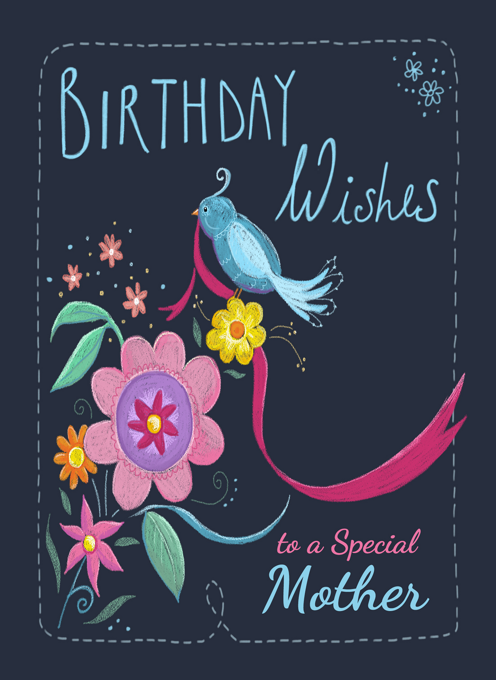 Special Mother Birthday Wishes