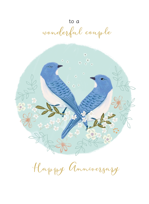 Happy Anniversary Wonderful Couple