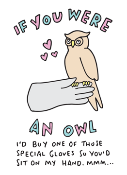 If You Were An Owl