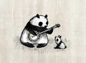 Banjo Panda
