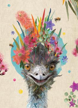 Native Grace - Emu