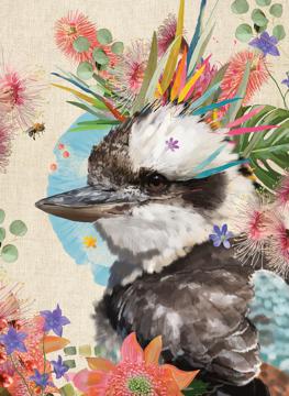 Native Grace - Kookaburra