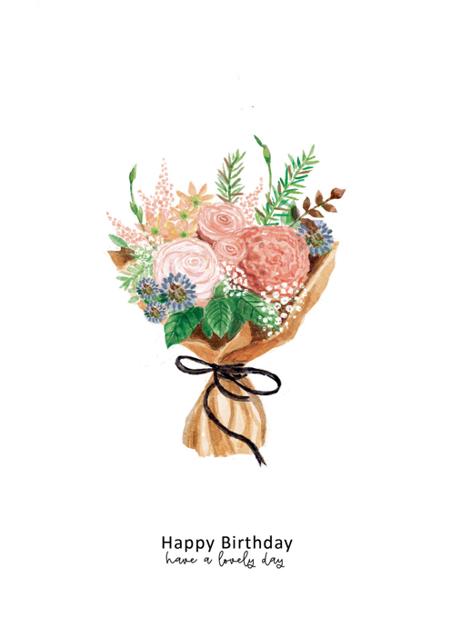 Country House Bouquet
